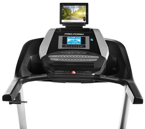 ProForm 505 CST Treadmill Display