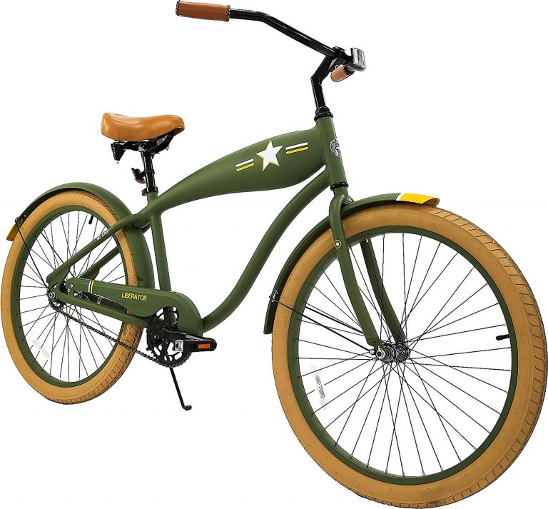 Columbia Liberator cruiser bike