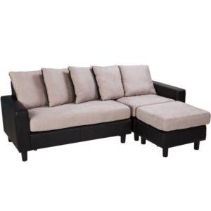 Merax Contemporary Sectional Sofa