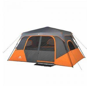 Ozark Trail 8 Person 2 Room Instant Cabin Tent  sc 1 st  Leisure Legend & Ozark Trail Tents - Our 14 Best Picks