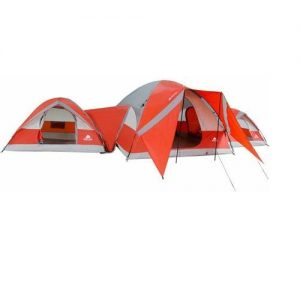 Ozark Trail ConnecTENT 10-person 3-Dome Tent