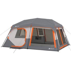 Ozark Trail Instant Cabin Tent with Built in Cabin Lights  sc 1 st  Leisure Legend & Ozark Trail Tents - Our 14 Best Picks