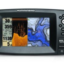 Humminbird 409120-1 859ci HD fish finder