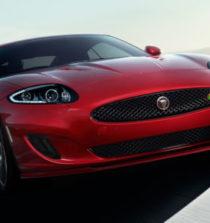 Jaguar XK Coupe test drive