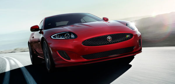 Jaguar XK Coupe test drive