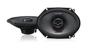 Alpine SPR-68 car speaker