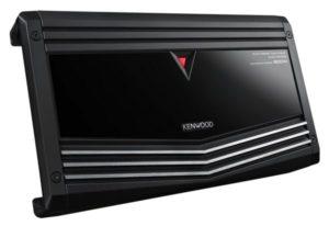 Kenwood KAC-8406 900 Watt 4-Channel Class AB Car Audio Power Amplifier