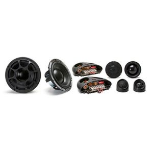 "Morel Elate Ti-903 8-3/4"" 3-Way Elate Titanium Series Car Component Speakers"