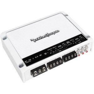 Rockford Fosgate Full-Range Class-D 4-Channel Amplifier