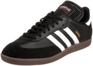 Adidas Samba indoor soccer shoes