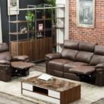 Harper&Bright Designs recliner set