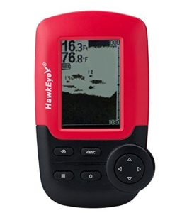 HawkEye FT1PX FishTrax portable fish finder