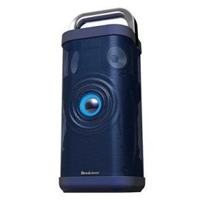 Brookstone Big Blue Party X Indoor-Outdoor Bluetooth Speaker