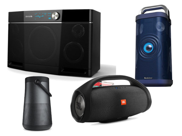 Portable Party Speaker Reviews