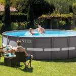 Intex 16Ft X 48In Ultra Frame Pool Set