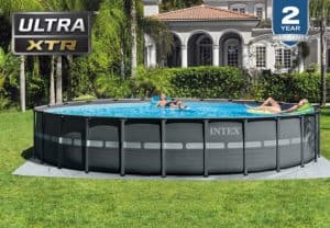 Intex Ultra XTR Set Above Ground Pool 24ft X 52in
