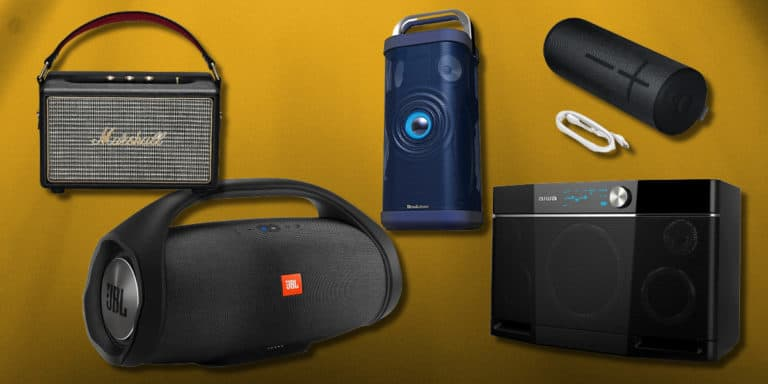 best bluetooth speakers for outdoor and house parties