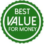 Best Value For Money Badge