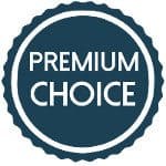Premium Choice Badge