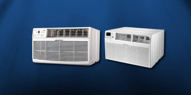 quietest through the wall air conditioner