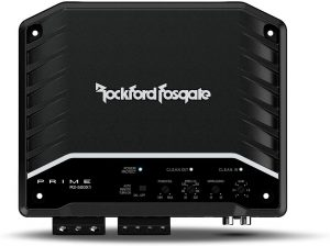 Rockford Fosgate R2-500X1 Prime 500-Watt Mono Car Amplifier