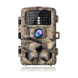 Campark T45 16 MP 1080p Waterproof Trail Camera