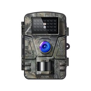 Victure 16 MP Motion Activated Trail Game Camera 16MP with Night Vision