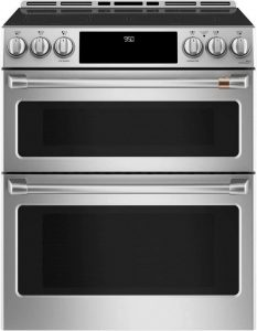 GE Cafe CHS950P2MS1 30 Inch Induction Slide-in Electric Range