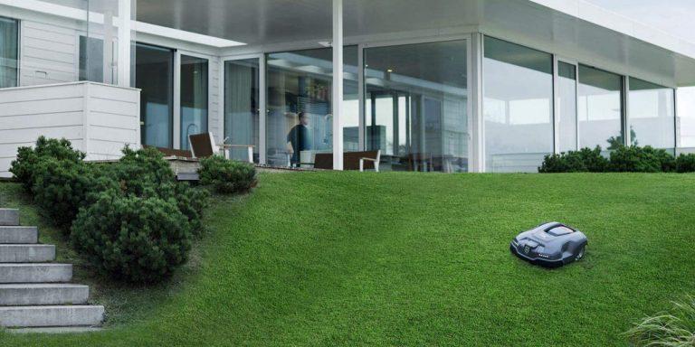 best robot lawn mower for hills