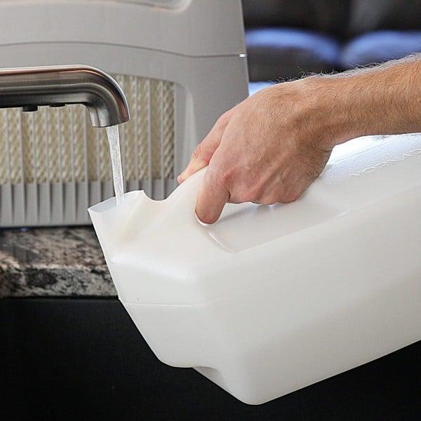 humidifier 1000 square feet water tank capacity