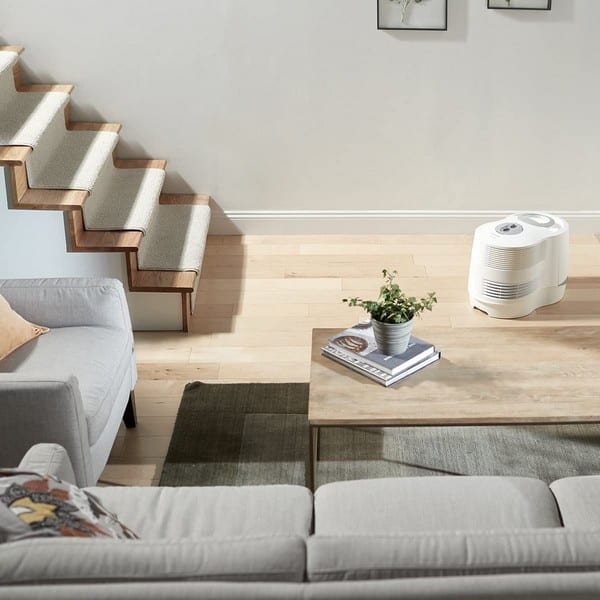 humidifier living room design