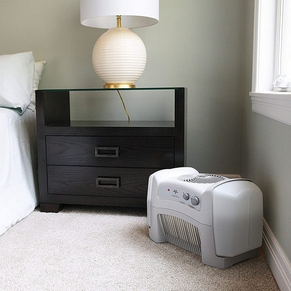 humidifier size capacity for large room