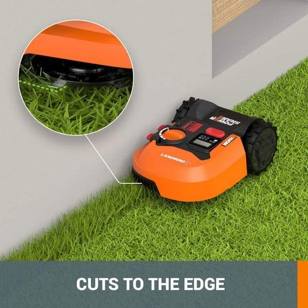 landroid cutting width edges